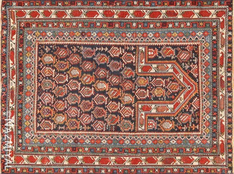 Antique Maracelli Caucasian Shirvan Nazmiyal