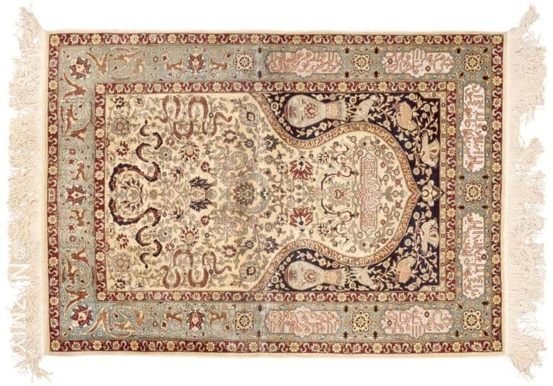 Turkish Prayer Rug Nazmiyal