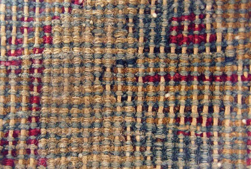 Trinitarias Carpet Back Weft Nazmiyal