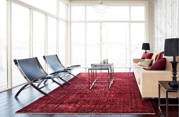 Home Decorating With Rugs by Nazmiyal