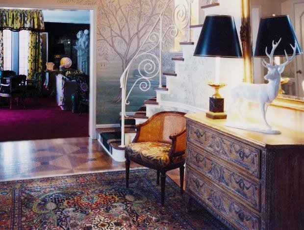 Home Interior Decorating With Rugs by Nazmiyal