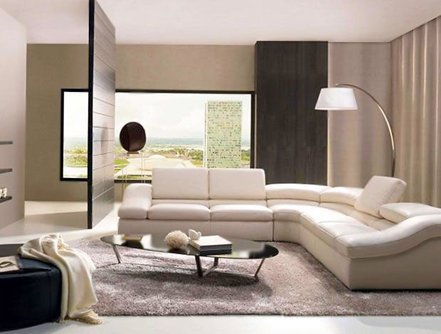 Living Room Home Decorating With Rugs by Nazmyal