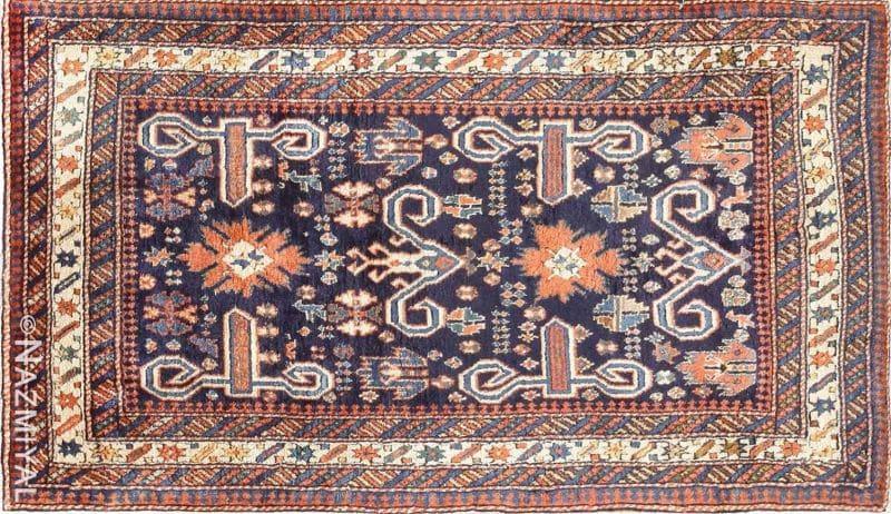 Antique Perpedil Caucasian Shirvan Rug Nazmiyal