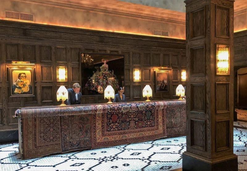 Beekman Hotel Rugs Nazmiyal