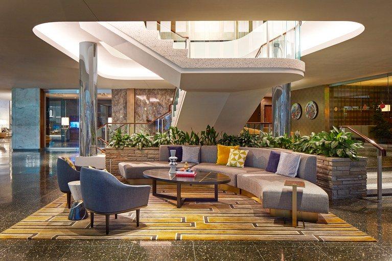 Hotel Rugs Hilton Nazmiyal