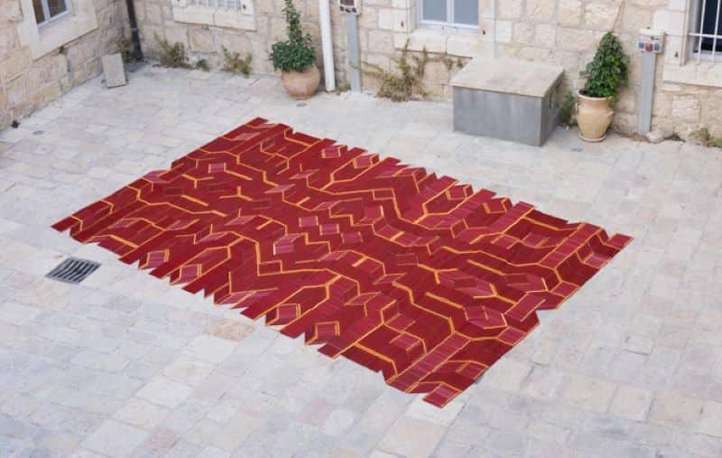 Pencil Carpet Design We Make Carpets Nazmiyal