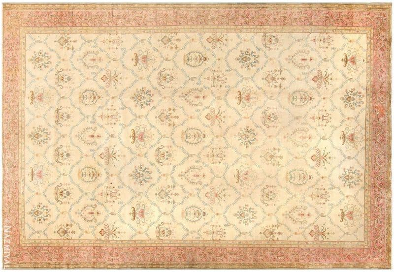 Vintage Turkish Sivas Carpet Nazmiyal