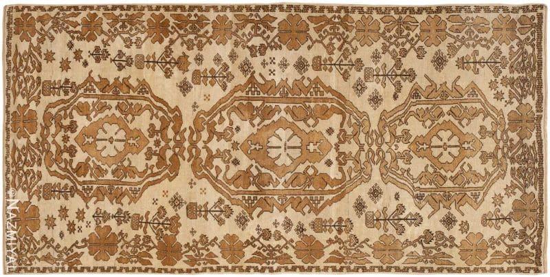 Antique Afghan Rug Nazmiyal