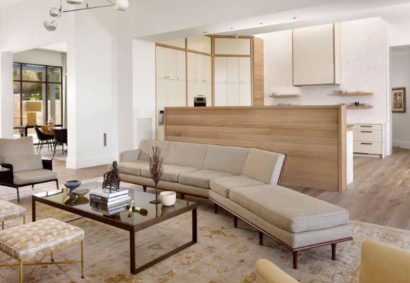 Neutral Living Room Nazmiyal