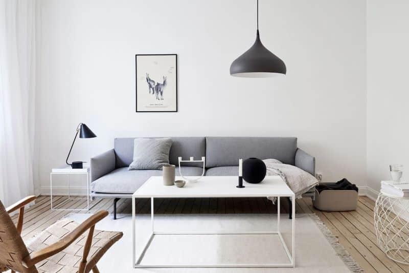 Minimalist Interior Living Room Nazmiyal
