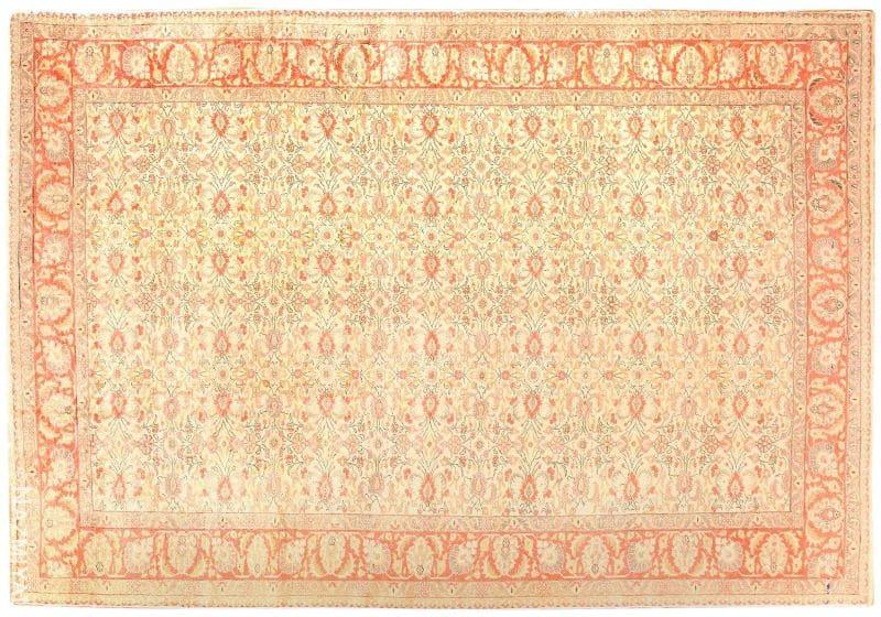 Decorative Vintage Turkish Sivas Rug Nazmiyal