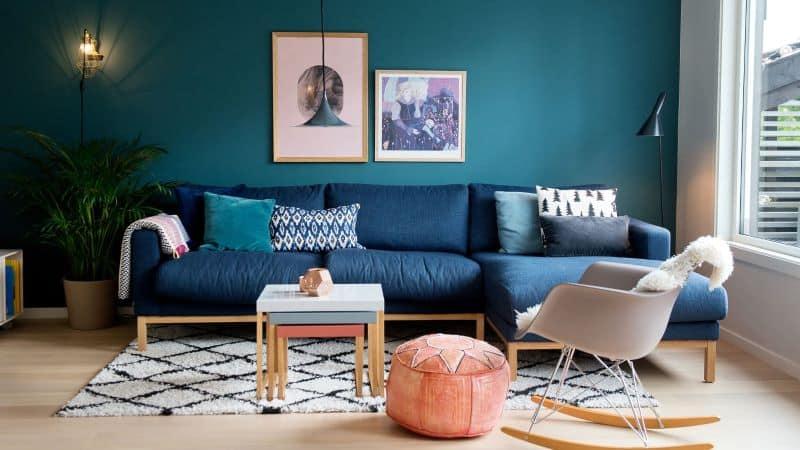 Cool Colors Design Expression Nazmiyal