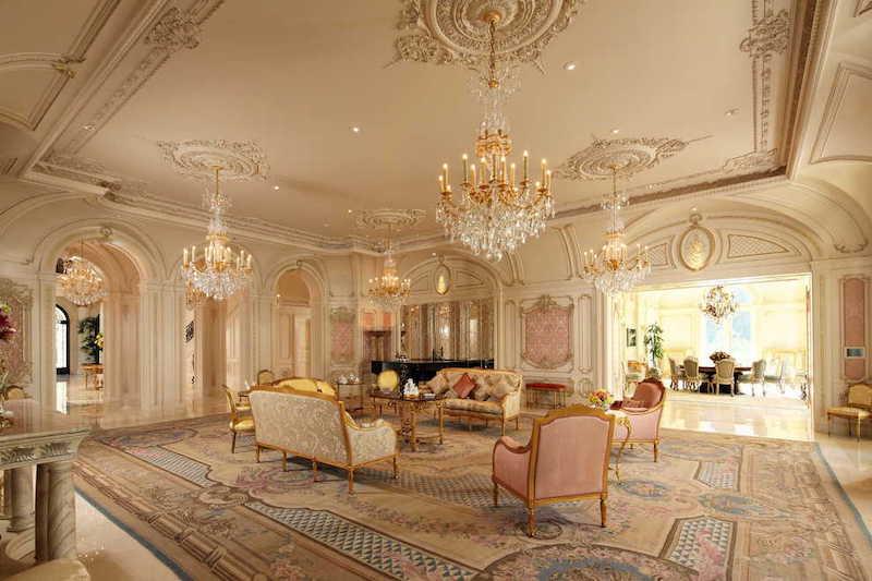 Baroque Design Colors and Patterns Nazmiyal