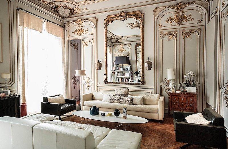 Parisian Interior Design Style Nazmiyal