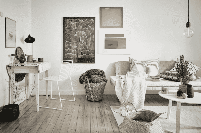 Scandinavian Interior Design Uncluttered Nazmiyal