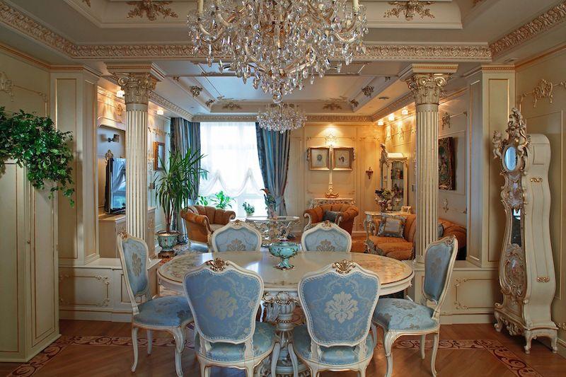 Baroque Interior Design Lavish Nazmiyal