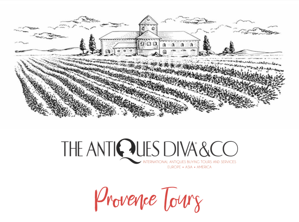 The Antiques Diva & Co Provence Tours