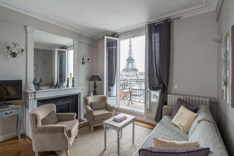 Paris Interiors Soft Colors Nazmiyal