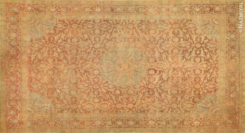 Antique 16th Century Cairene Rug Nazmiyal