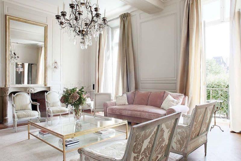 Romantic Interior Design Living Room Nazmiyal