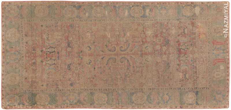 Seventeenth Century Isfahan Persian Rug Nazmiyal