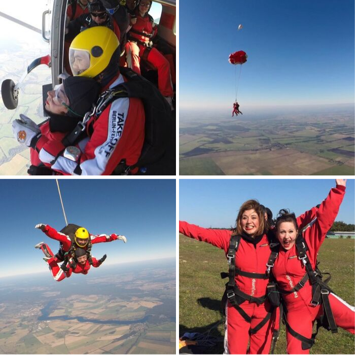 Toma Skydiving: The Art of Procrastinating Wisely | Toma Clark Haines | The Antiques Diva