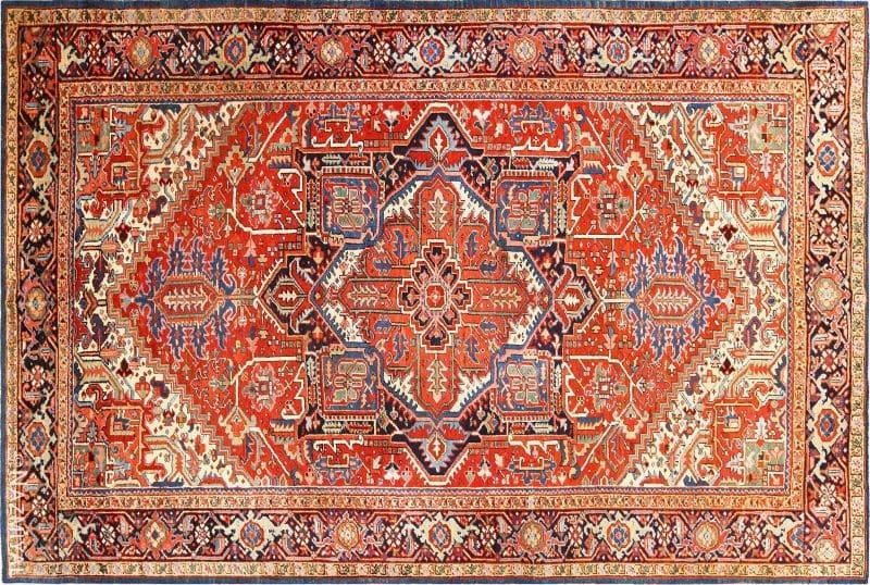 Gorevan Carpet Heriz Nazmiyal
