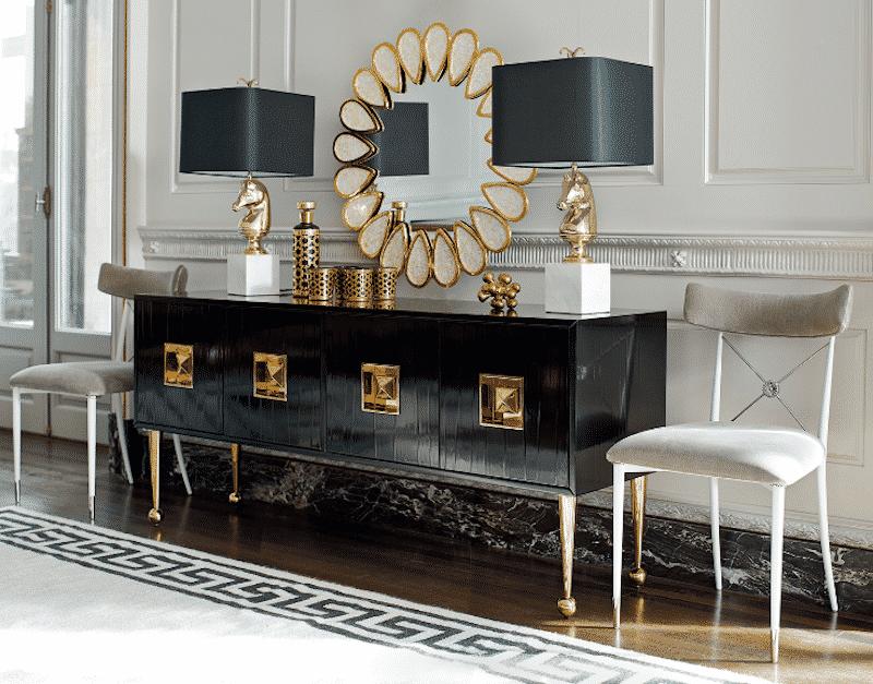 Hollywood Regency Decor Design Styles Nazmiyal
