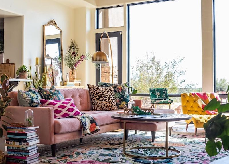Maximalist Interior Design Elements Nazmiyal
