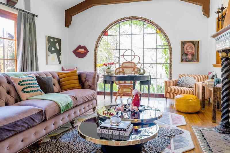 Maximalist Interior Design Comfort Nazmiyal