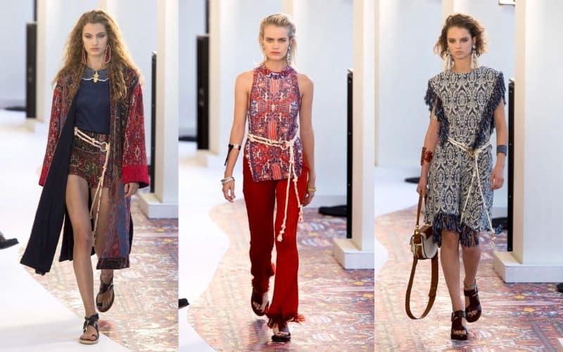 Chloe Spring 2019 Rug Fashion Nazmiyal