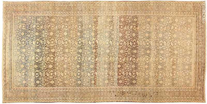 Antique Persian Malayer Rug Nazmiyal