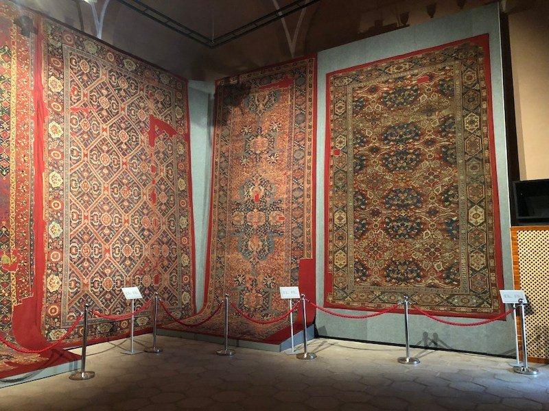 Third Gallery Carpet Museum Istanbul Nazmiyal